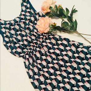 Stitch Fix Pixley geometric dress